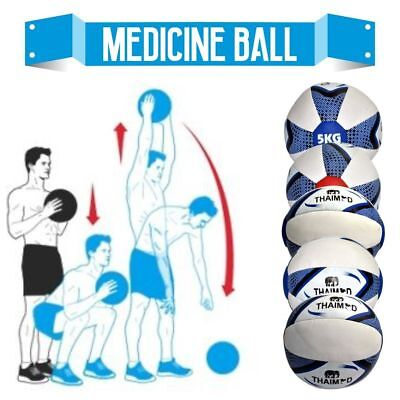Medicine Ball 7KG No Bounce Gym Crosfit Body Workout/Heavy Duty/Boxing Training