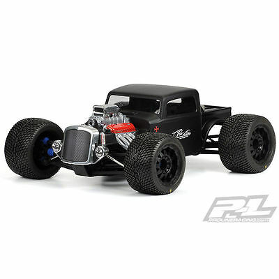 Proline 'Rat Rod' Bodyshell For Revo 3.3/E-Revo/Summit (Unpainted) - PL3410-00