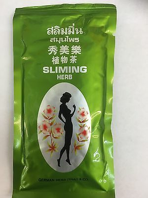 GERMAN SLIMING HERB TEA/ Slimming Weight Loss Tea 50 Bags UK SELLER