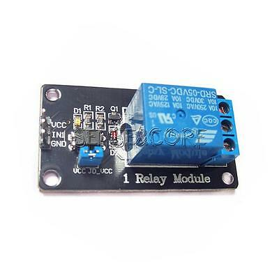 5V 1/2 CH Isolated Relay Module With Optocoupler FOR Arduino PIC ARM DSP AVR