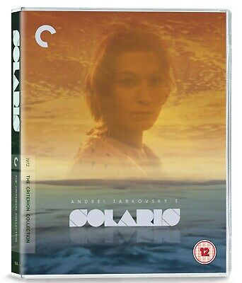 Solaris - The Criterion Collection (Restored) [Blu-ray]
