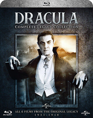 Dracula: Complete Legacy Collection (Box Set) [Blu-ray]