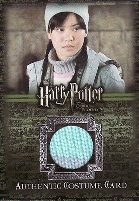 Harry Potter Order of the Phoenix Update Cho Chang's Jumper C4 Costume Card d