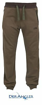 Fox Chunk Ribbed Joggers Khaki