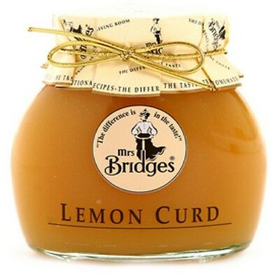 Mrs Bridges Traditional Lemon Curd- Made in Scotland