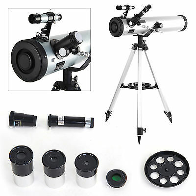 700-76 Astronomical Telescope (300/70mm) Monocular Space Scopes+Tripod