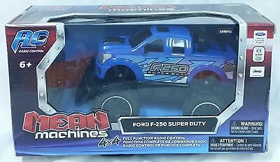 NKOK Mean Machines 4x4 Ford F-250 Super Duty Remote Controlled New in Box