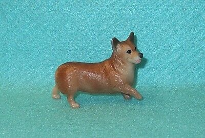 Breyer Classic Cute Rusty Brown Welsh Corgi From  Pet Groomer Set#61024 New 14