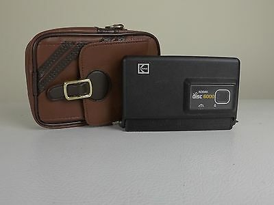 Kodak Disc 6000 Made in USA EASTMAN Co Vintage