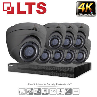 16CH 8 CH Full HD 1080P 2.4MP Night Vision Outdoor Security CCTV Camera System