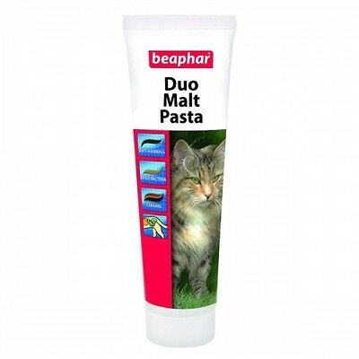 Beaphar Duo-Malt Paste Tasty anti-hairball paste for cats 100g