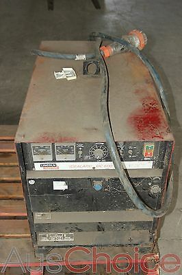 Lincoln Electric IdealArc Arc DC-600 Heavy Duty Multiprocess Welder - 3 Phase
