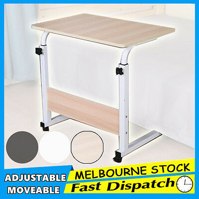 Adjustable Lounge Foldable Bed Sofa Side Tablet Laptop Study Desk Coffee Table