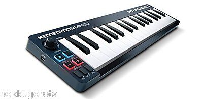 M-AUDIO Keystation Mini 32 II mobile MIDI keyboard MA-CON-021