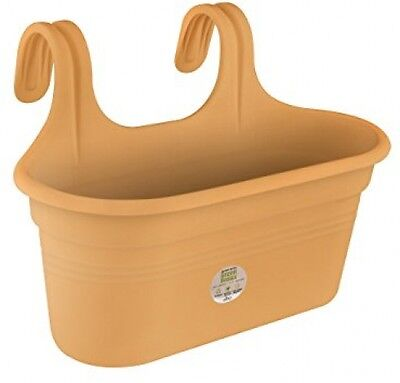 Hanging Flower Pot With Drainage Hole Balcony Planter Garden Home Ornaments