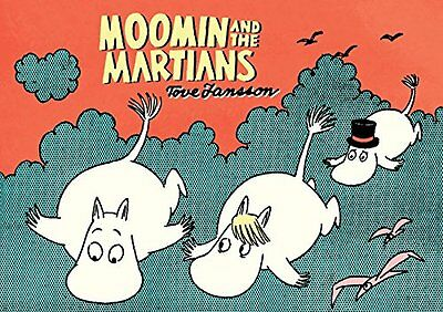Moomin and the Martians Book by Jansson  Tove (Paperback) 9781770462038