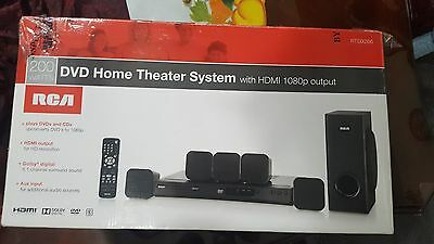 DVD HOME THEATER  SYSTEM with HDMI 1080p output