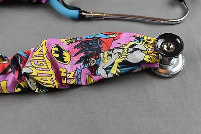 New Handmade Stethoscope Cover Sock Wonder Woman Accessories Gift Free Ship