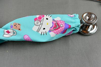 New Handmade Stethoscope Cover Sock Hello Kitty Gift Accessories Gift Free Ship