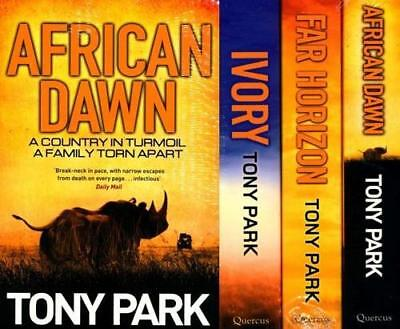 NEW Tony Park Book Set  By Tony Park Paperback Free Shipping
