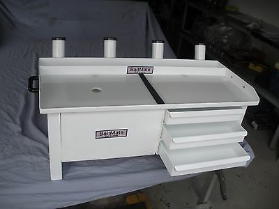 Baitmate Bait Board TTD700RM $730.00 Has 3 Trays & Tank + Delivery