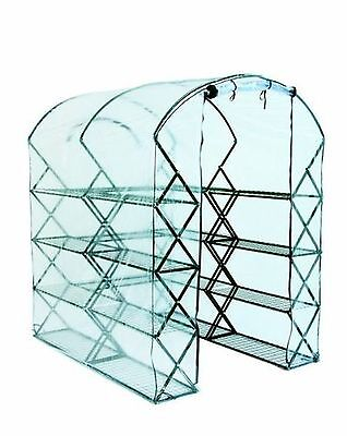 FlowerHouse FHXUPR-CC Clear Cover for Harvest Greenhouse X-Up Pro
