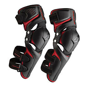Small / Medium EVS Epic Knee Brace Guard Motocross Motorbike Braces Guards