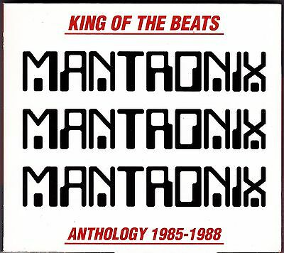 Mantronix - King Of The Beats - Anthology 1985-1988 - CD (2xCD)