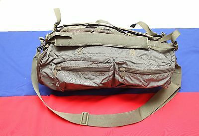 Russian army spetsnaz SSO SPOSN Wol special operations mission bag olive