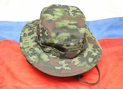 Russian army military special forces SPOSN SSO tactical boonie hat SS spring 87873f162a24