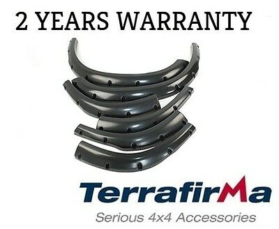 Land Rover Discovery 2 Extended Wide Arch Kit / Wheel Arches - Tf115