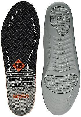Airplus Ultra Work Memory Plus Insole Men Size 7-13