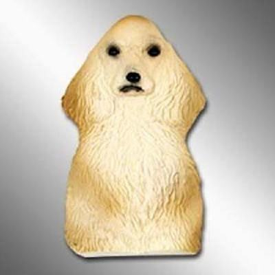 (1) SPANIEL FLAT DOG MAGNET! Start collecting! GO SELLERS OTHER ITEMS