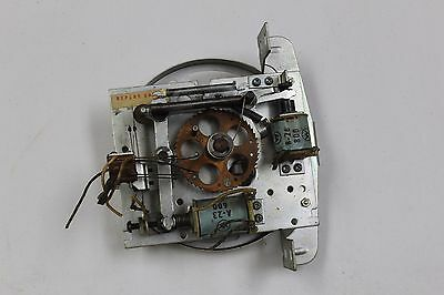 Williams PIT STOP EM Pinball Machine Used CREDIT REPLAY UNIT ASSEMBLY