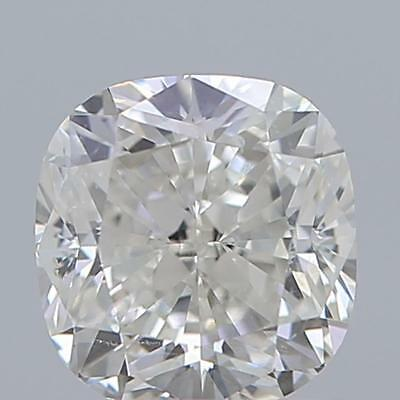 $15K Value GIA Cushion Cut Loose Diamond - 100% Eye Clean 1 Carat Diamond!