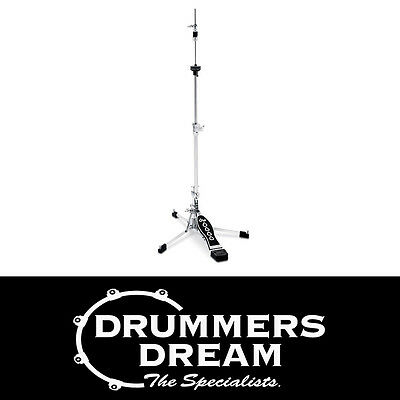 DW 6000 Series Flush Base Hi Hat Stand DWCP6500 Vintage look Brand New
