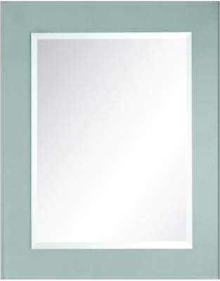 Bathroom Mirror with Frosted Float Glass