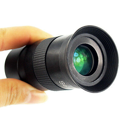 """1.25"""" Plossl 30mm Eyepiece Fully Multicoated Lens Metal Astronomy Telescope Hot"""