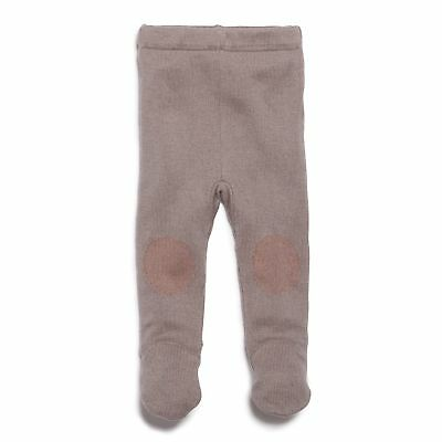 NEW Wilson & Frenchy Smoke Grey Knitted Legging with Feet