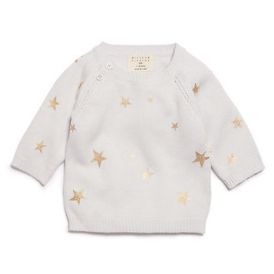 NEW Wilson & Frenchy Glacier Star Bright Knitted Jumper