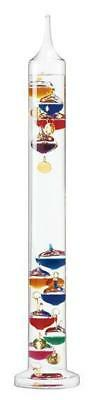 NEW Heebie Jeebies Galileo Thermometer 44cm