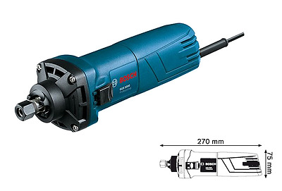 Bosch GGS 5000 Professional Straight Hand Grinder 500W 220V
