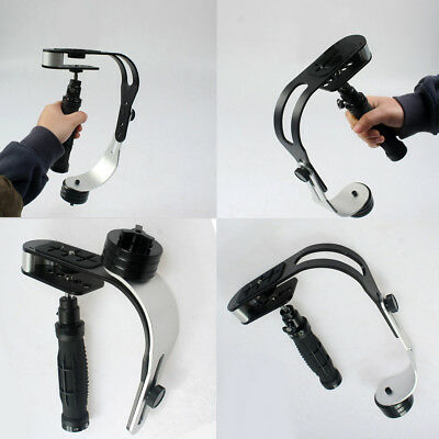 Black Handheld Stabilizer Steadicam Steadycam For DV Video DSLR iPhone Camcorder