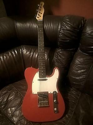 tele copy telecaster no brand name electric guitar in excellent condition used aud. Black Bedroom Furniture Sets. Home Design Ideas
