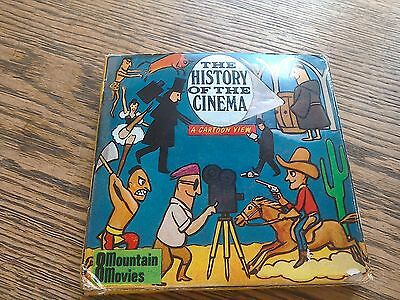 Vintage Standard 8 Long Colour Film Boxed History Of Cinema Mountain Home Movie