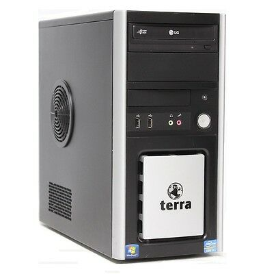 Terra Miditower-PC // Intel Core i3-550, 4 GB RAM, 500 GB HDD