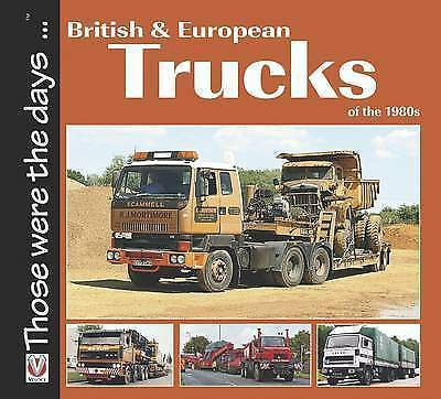 British and European Trucks of the 1980s by Colin Peck (Paperback, 2013)