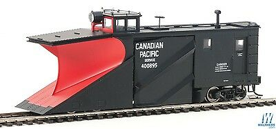 Walthers Proto Canadian Pacific CP Russell Snowplow #400895 - HO Scale