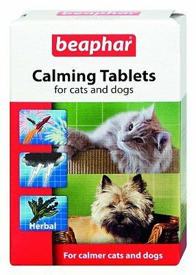 Beaphar Calming Tablets for Cats and Dogs x 5 pack