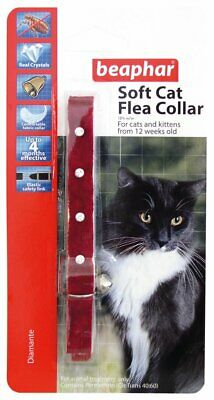 Beaphar Cat  Collar, Diamante Collection